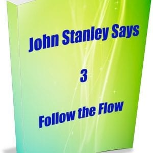 John Stanley Says Issue 3 Follow the Flow ecover