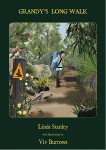 Grandys Long Walk book cover